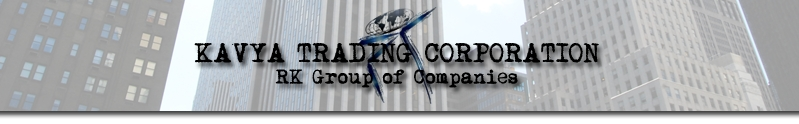 Kavya Trading Corporation